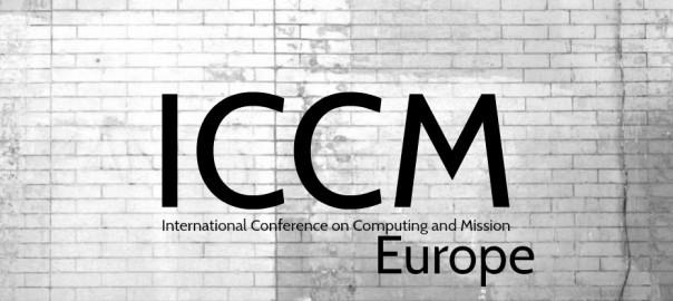 Preparing for ICCM Europe 2016