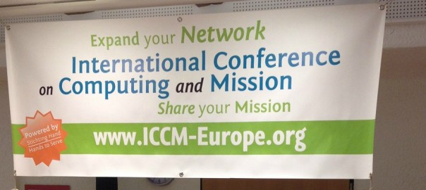 Technology For Missions at ICCM-eu