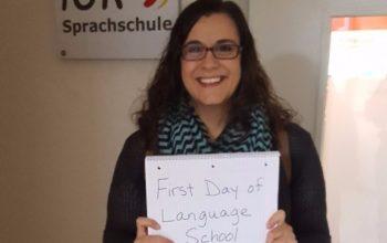 Ich lerne Deutsch!