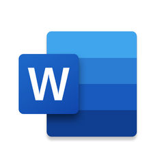 MS Word template